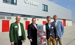 Orsted wraps up Norddeich
