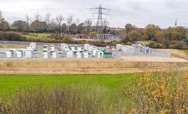 Capacity success for UK storage