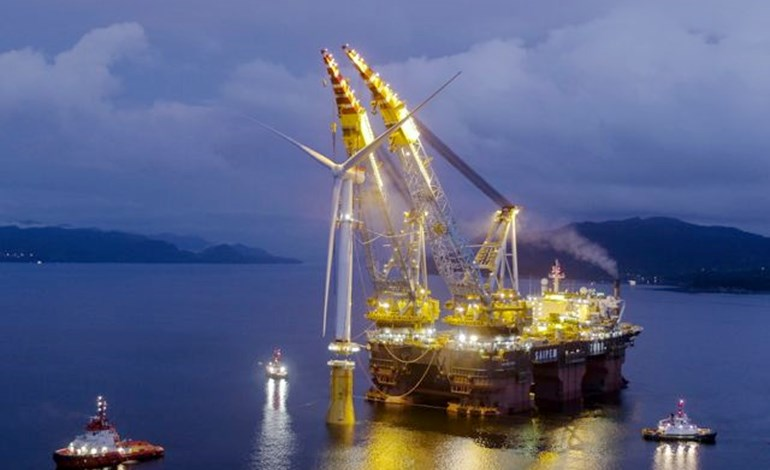 Statoil makes Hywind triple play