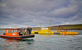 Tocardo to recover Orkney tidal
