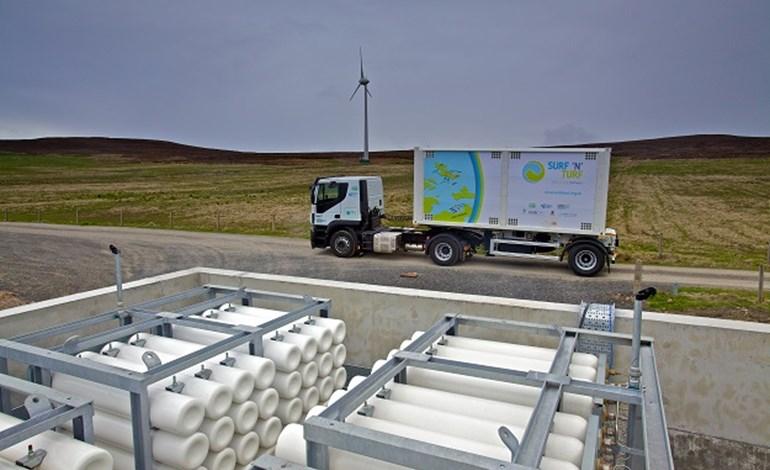 Renews.biz: Scotland probes hydrogen potential.