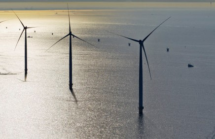 Dominion to Build Largest US Offshore Wind Farm