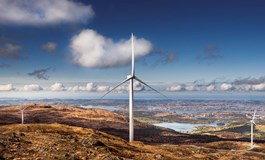 Aquila snares Norway wind stake