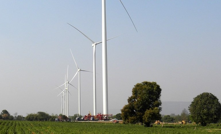 Thai wind aces operational exam - reNews - Renewable Energy News