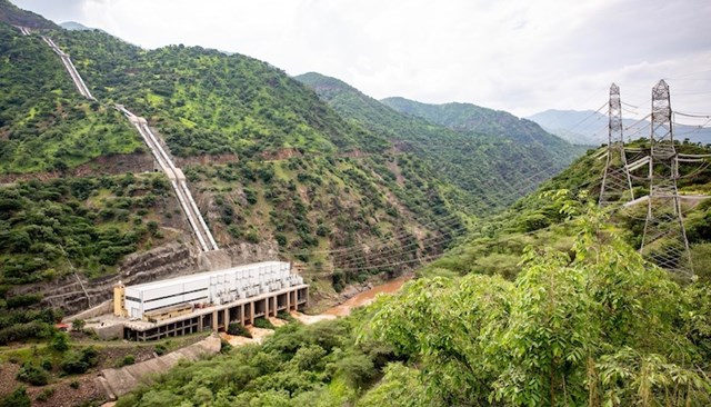 Voith revamp for Ethiopian hydro