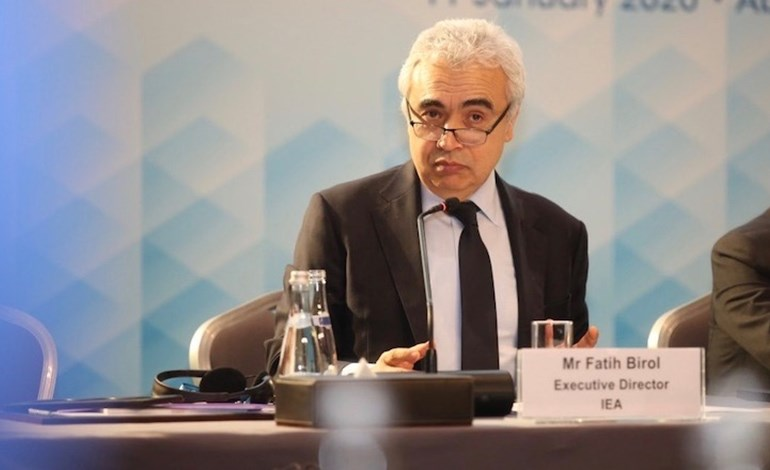 IEA unveils sustainable recovery roadmap