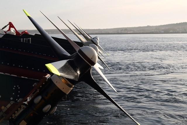 Sustainable Marine rotors pass '20-year test'